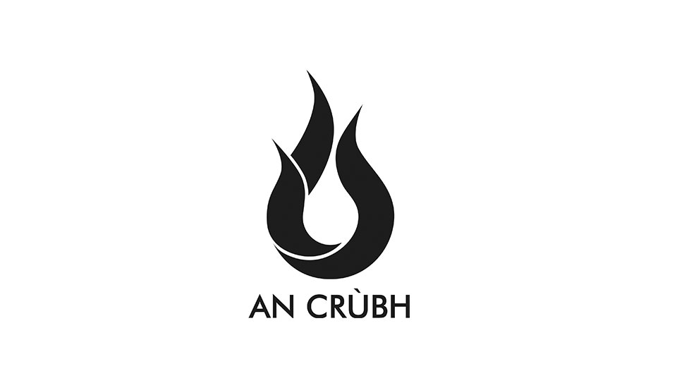 an crubh logo design
