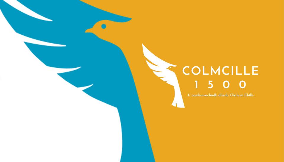 colmcille logo design