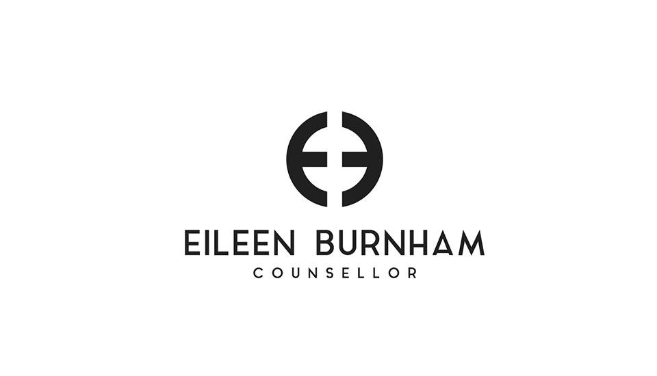 eileen burnham logo design