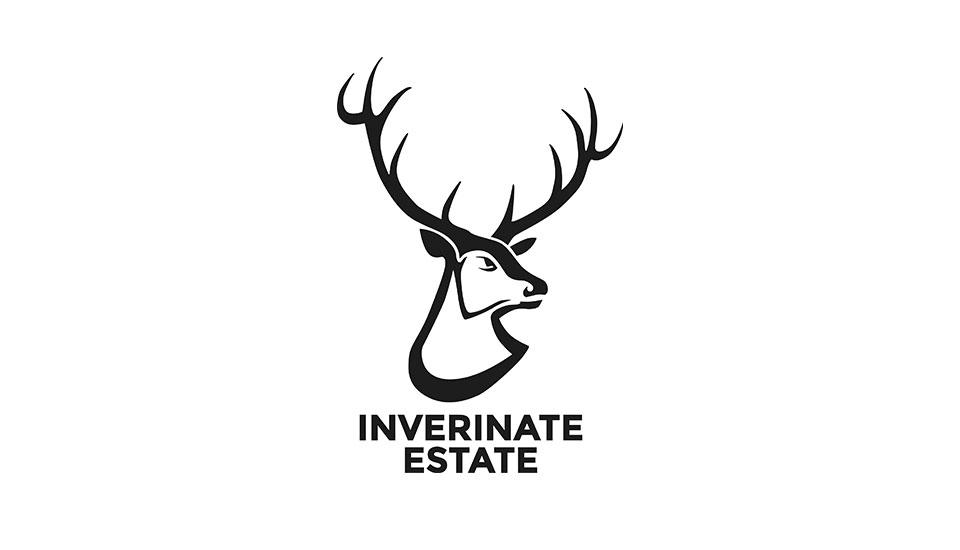 inverinate logo design