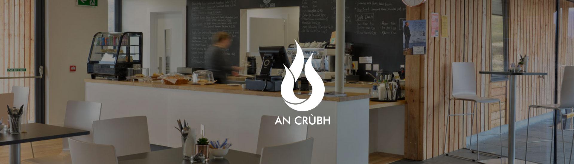 an crubh logo