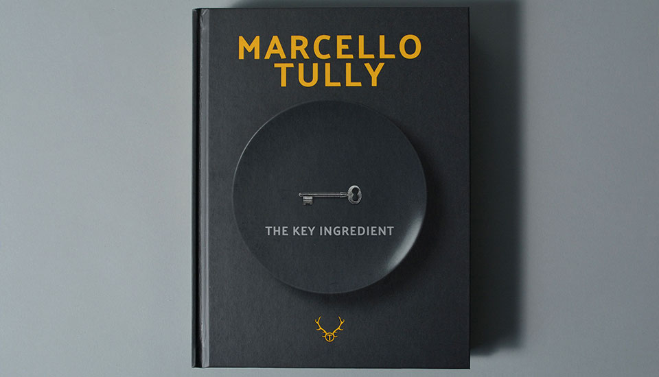 marcello tully - the key ingredient, cookbook