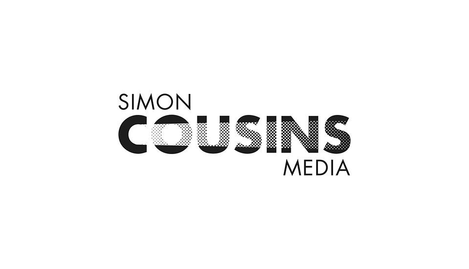 simon cousins logo design