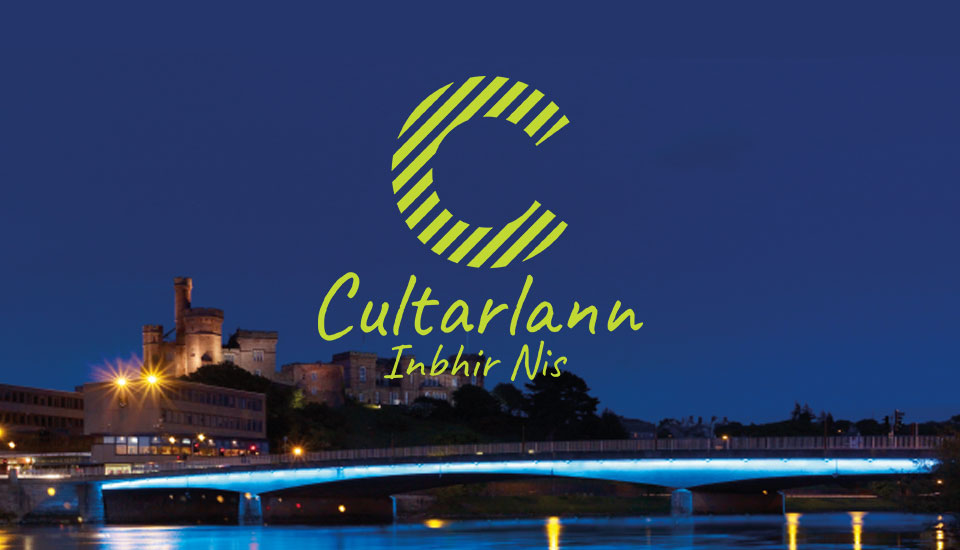cultarlann logo design