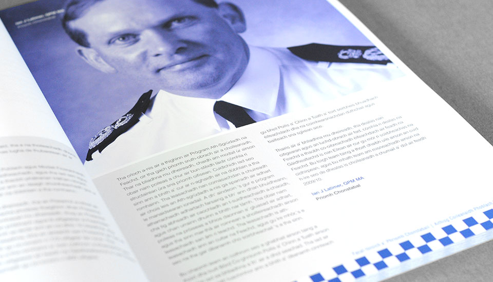 northern constabulary annual report