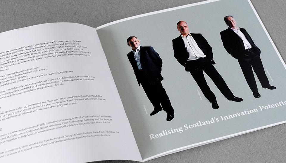 prc booklet design