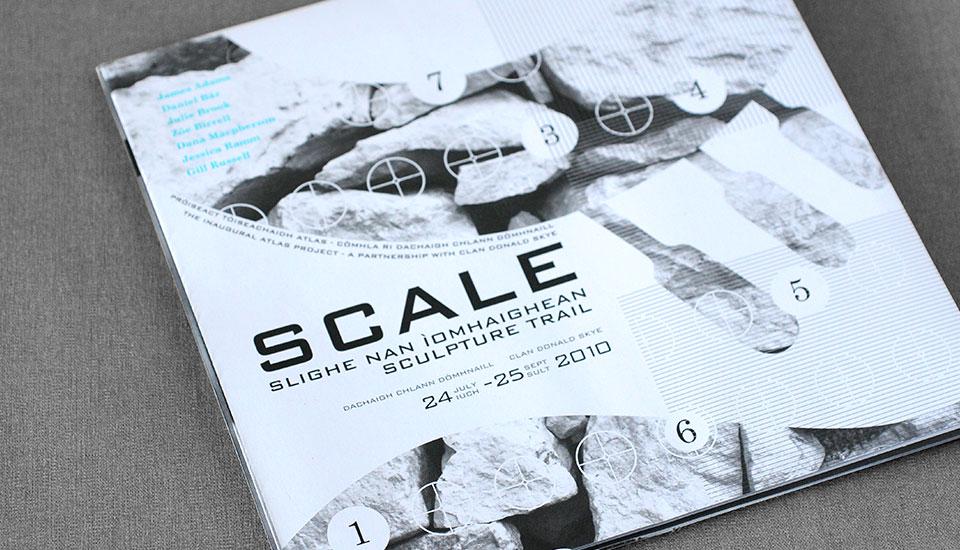 scale, sculpture trail armadale castle