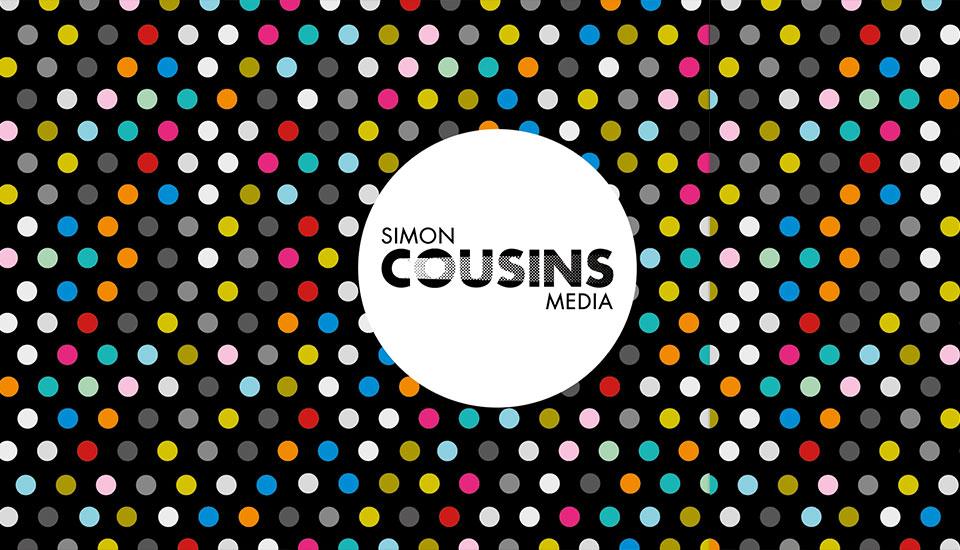 simon cousins, logo design
